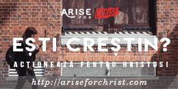 Banner Arise for Christ./