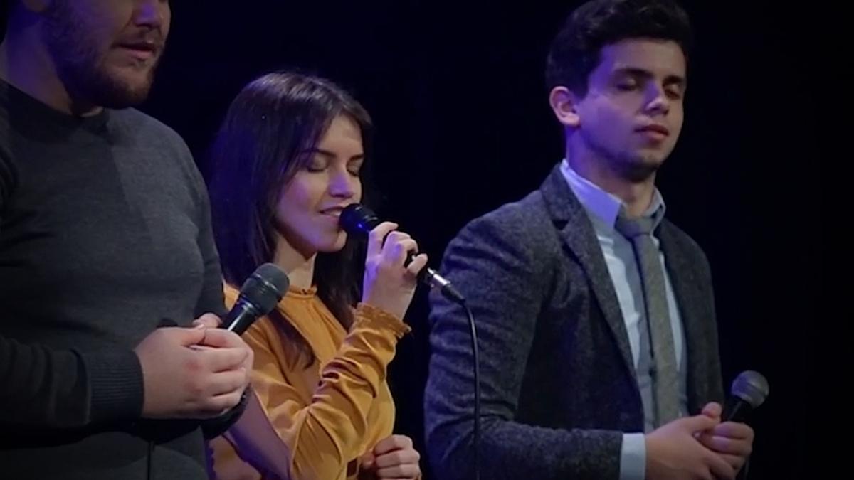 VIDEO BBSO - Când am pacea Domnului + Stânca mea e Cristos