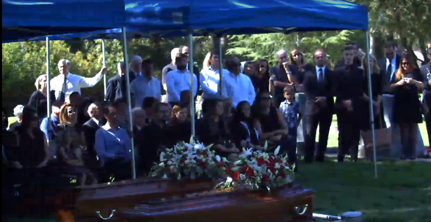 POZE – VIDEO: Inmormantare pastorul Nelu Cintean si sotia lui. 23 Septembrie 2017
