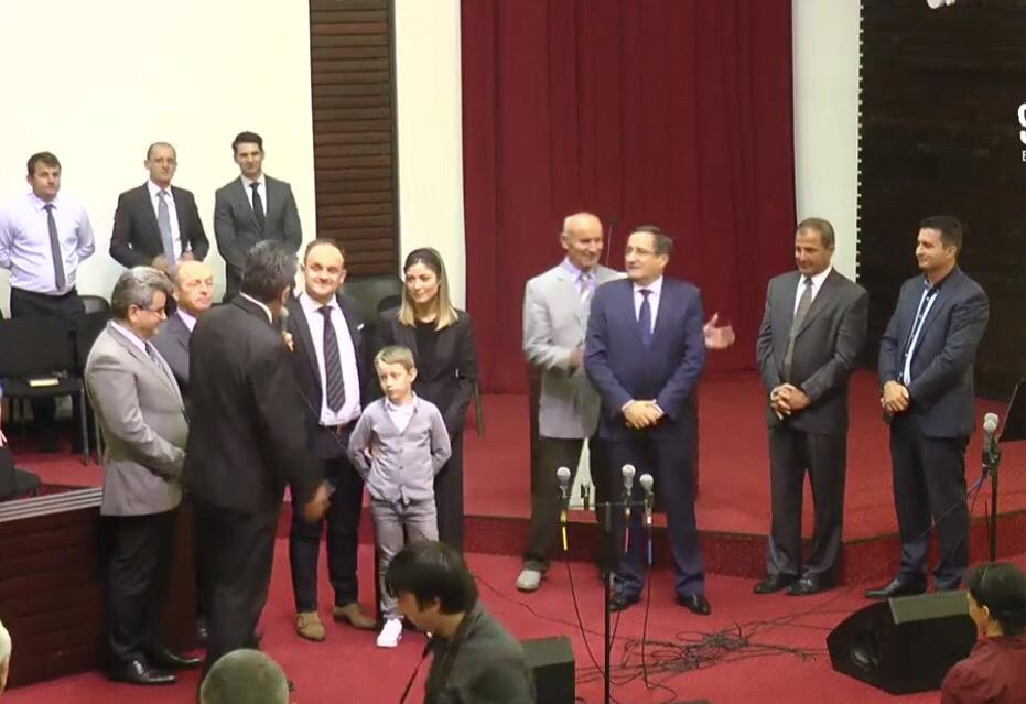 Video: Serviciu de ordinare in slujba de pastor a lui Silviu Cornea – 21 septembrie 2017