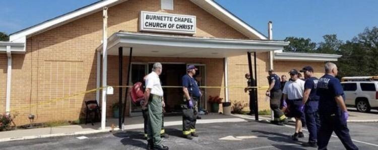 ‼️Atac armat în biserică Chapel Church of Christ din statul american Tennessee. Mai multe persoane au fost rănite și o persoana a murit‼️