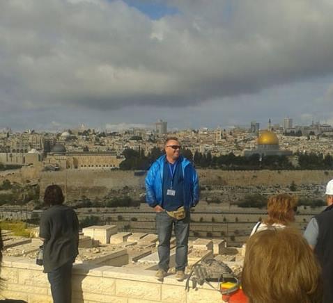 Se strang natiunile impotriva Ierusalimului – Corespondenta de la ZIDUL PLANGERII cu Daniel Stanger, pastor, evreu mesianic, ghid care locuieste in cartierul evreilor la Ierusalim