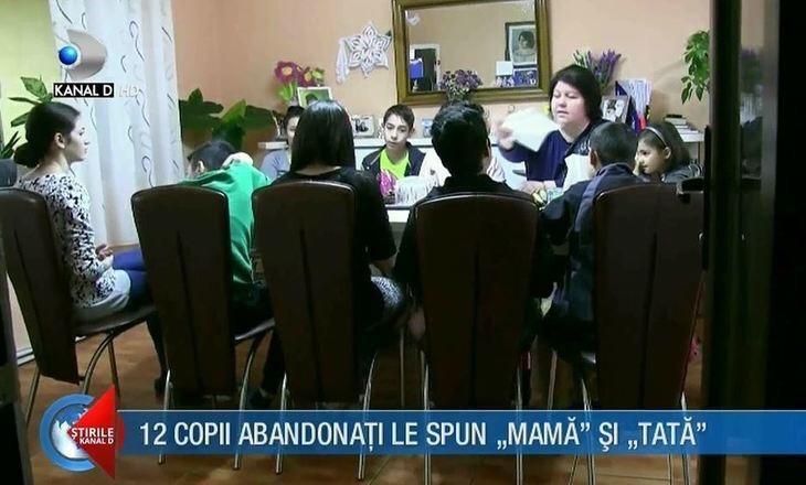 Povestea minunată a unei familie penticostale! Si-au dorit să fie parinți și au adoptat 12 copii – VIDEO