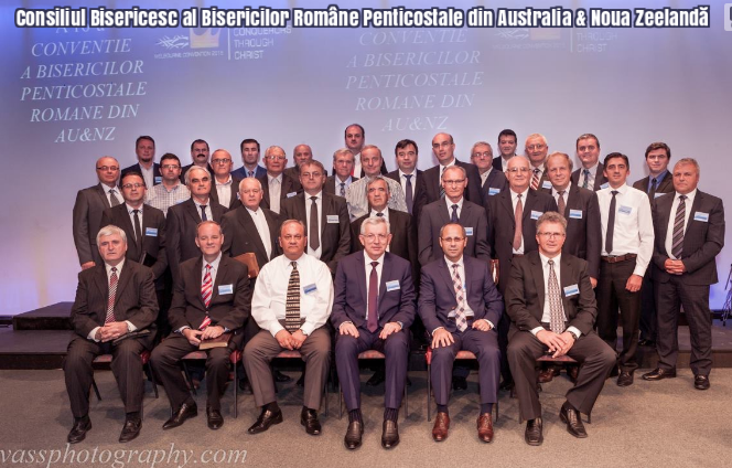 DECLARAȚIA CONSILIULUI BISERICESC al Bisericilor Penticostale din Australia și Noua Zeelandă