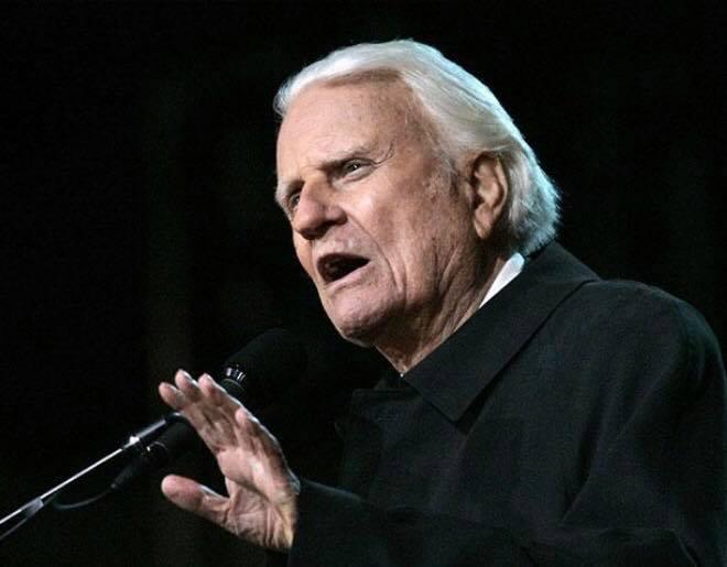 ",,CALEA CRUCII"" Ultima predica / ultimul mesaj a lui Billy Graham"