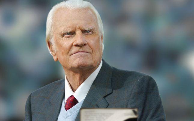 Adevarul.ro: Pastorul Americii, Billy Graham, a avut influenţă la Casa Albă în mandatul a 10 preşedinţi americani