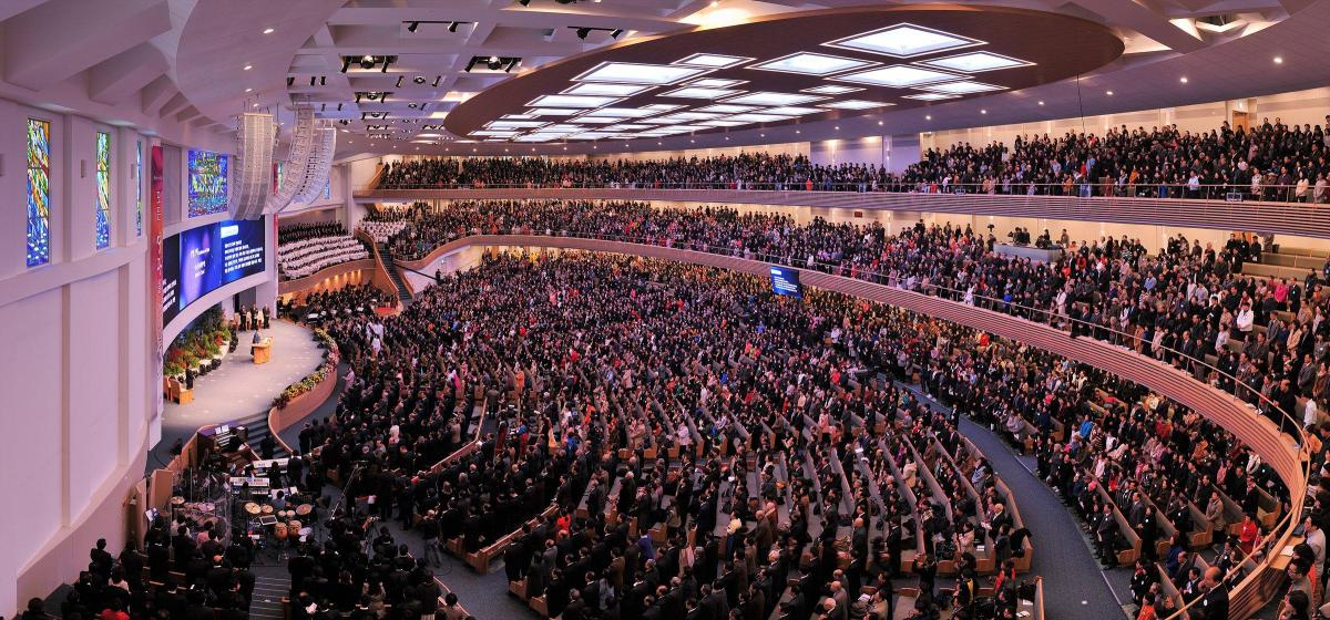 Video de la Biserica SaRang din Seoul - MERITA VAZUT!