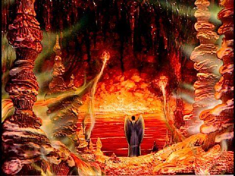 Motivele pentru care Dumnezeu a creat iadul si de ce nu vrea sa ajungem acolo