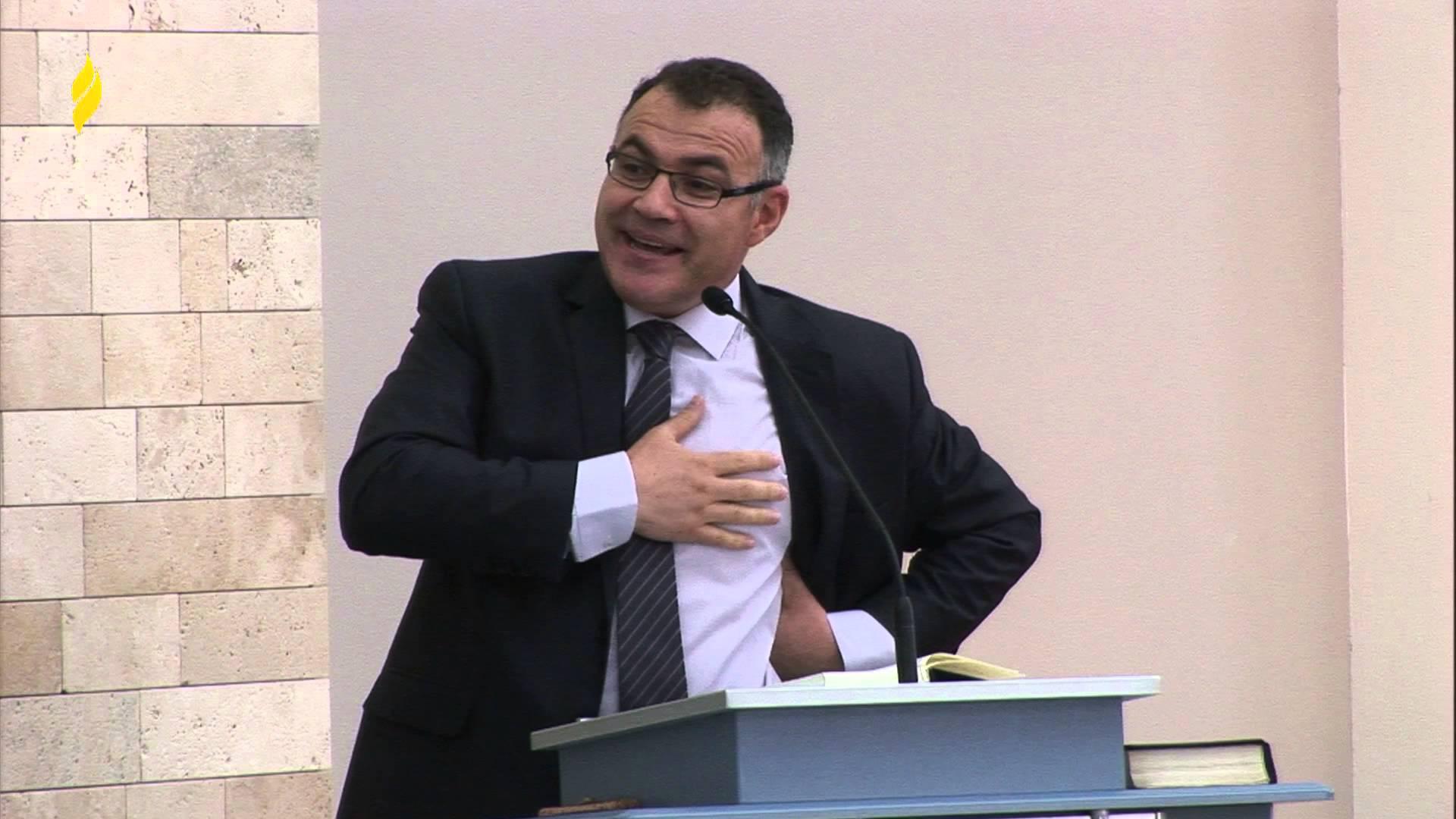 """Marius Sabău -O MĂRTURIE- """"Când Dumnezeu poartă de grije"""""""