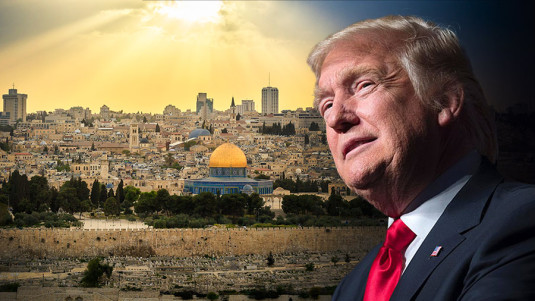 Pe 14 mai 2018, SUA va muta oficial ambasada din Tel Aviv la Ierusalim