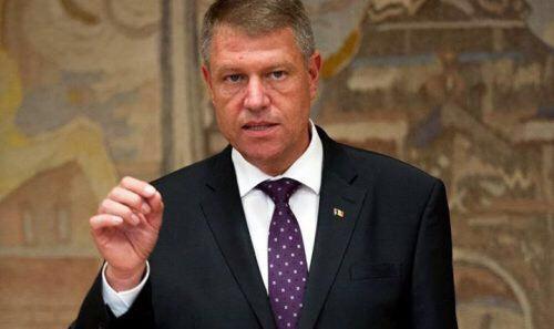 Klaus Iohannis NU VREA referendum pentru redefinirea familiei: 'Îmi doresc să transmit toleranță în societate' – VIDEO