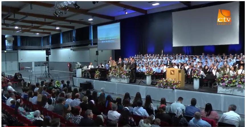 Întâlnirea anuală a bisericilor penticostale din Austria 2018