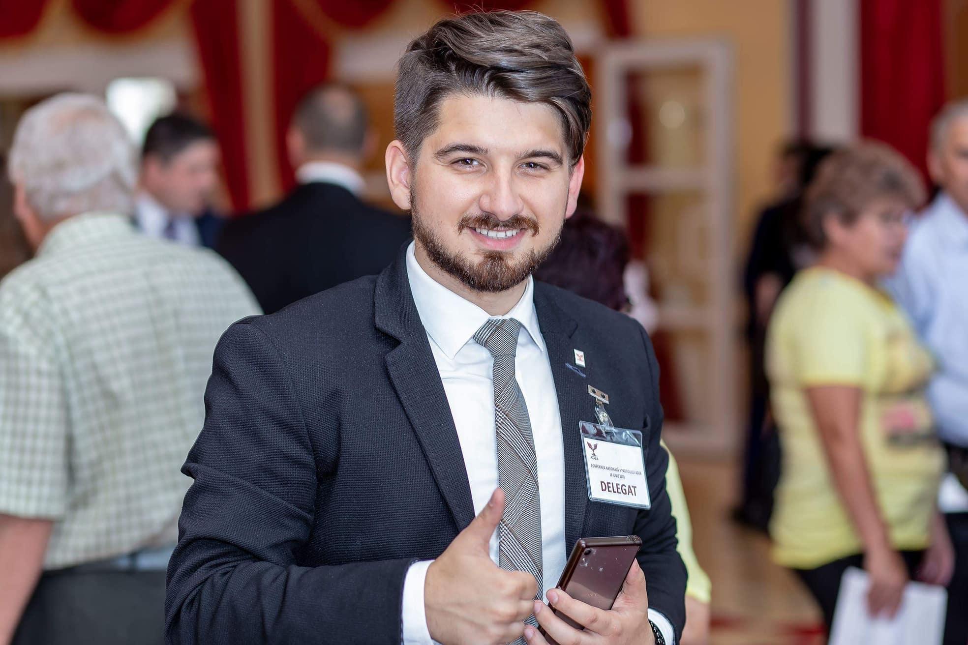 Rusu Demis: Partidului ADER Iași susține familia creștină și Referendumul pentru familie