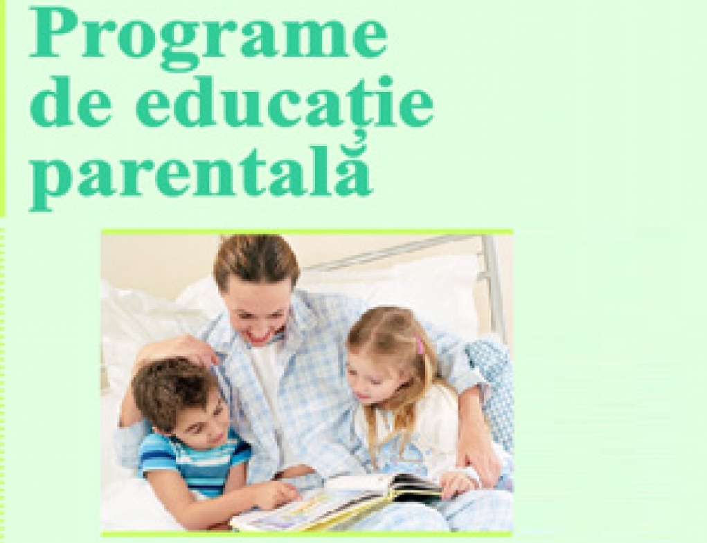 STRATEGIA NATIONALA DE EDUCATIE PARENTALA – SPUNEM NU!