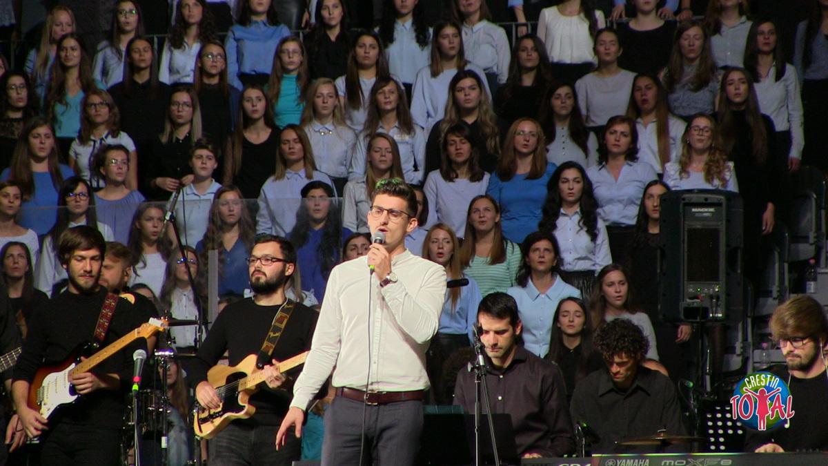 "Ștefan Ciobanu Band & Corul, Orchestra ""Hope for generations"" – Vino cu noi"