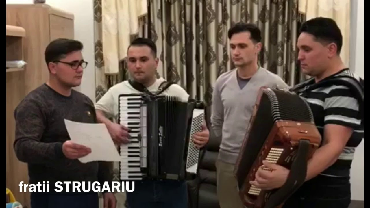 "Frații STRUNGARIU ""TU EȘTI DOAMNE SFÂNTUL DAR"""