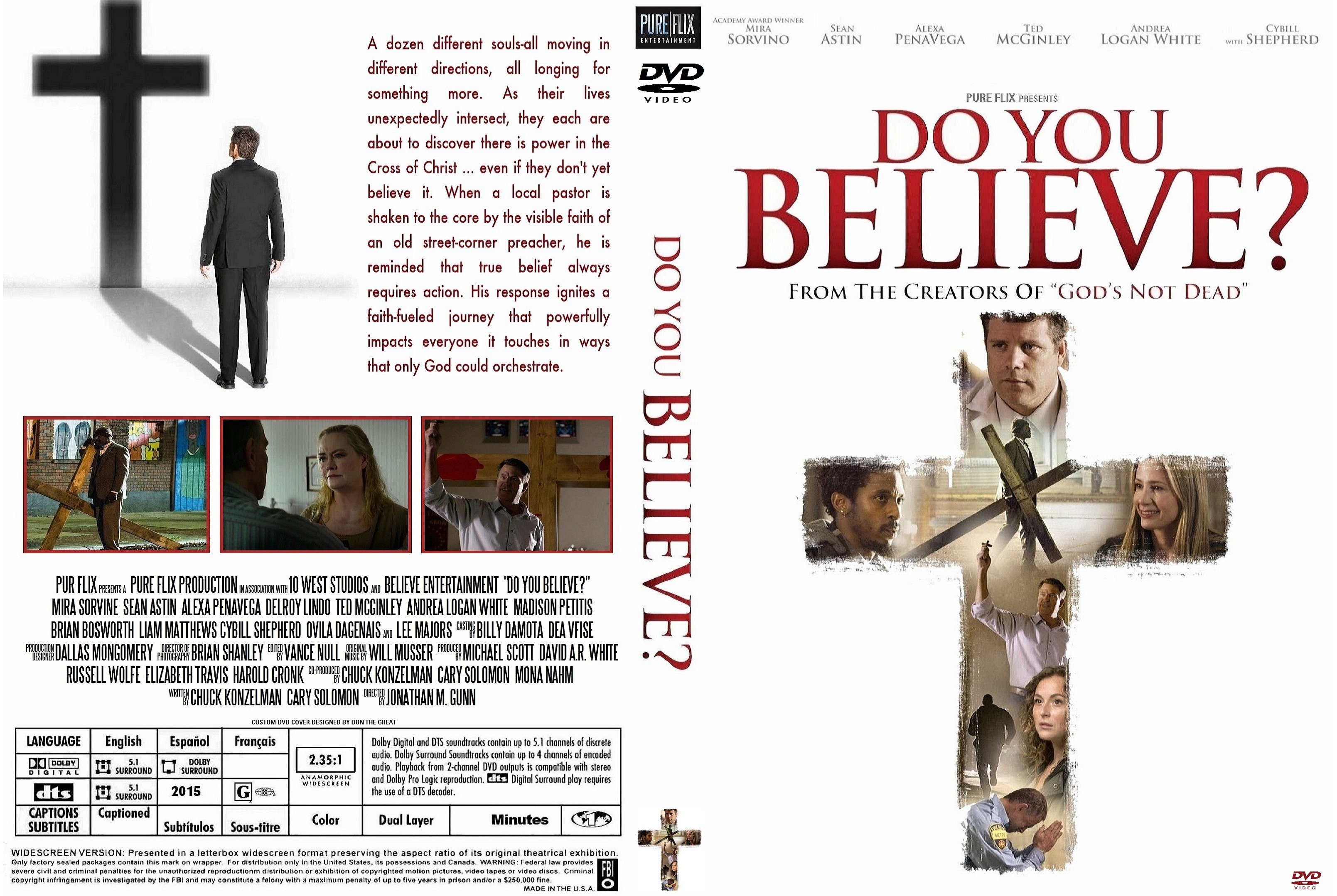 Film Crestin subtitrat AI CREDINTA? – Do You Believe