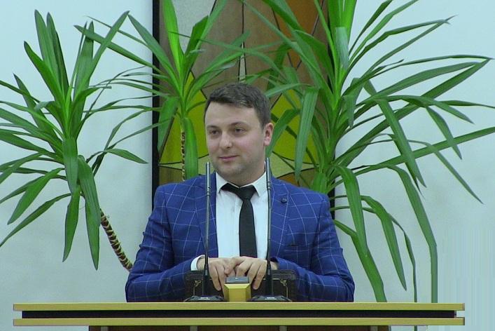 Alin Nemes – Ce seamana omul aceea va secera. Predica