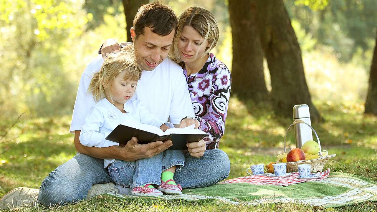 Copiii în familia creștină – Rostul copiilor în familie