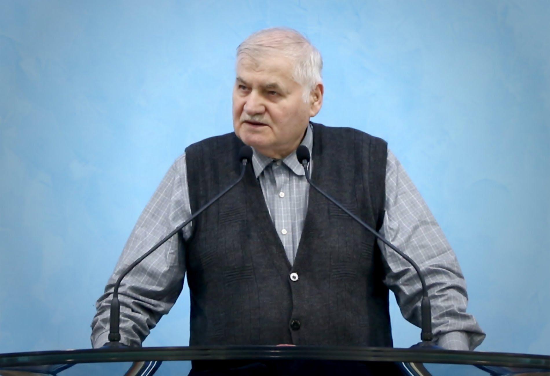 Vasile Hozan – Numele lui Isus este tare puternic!