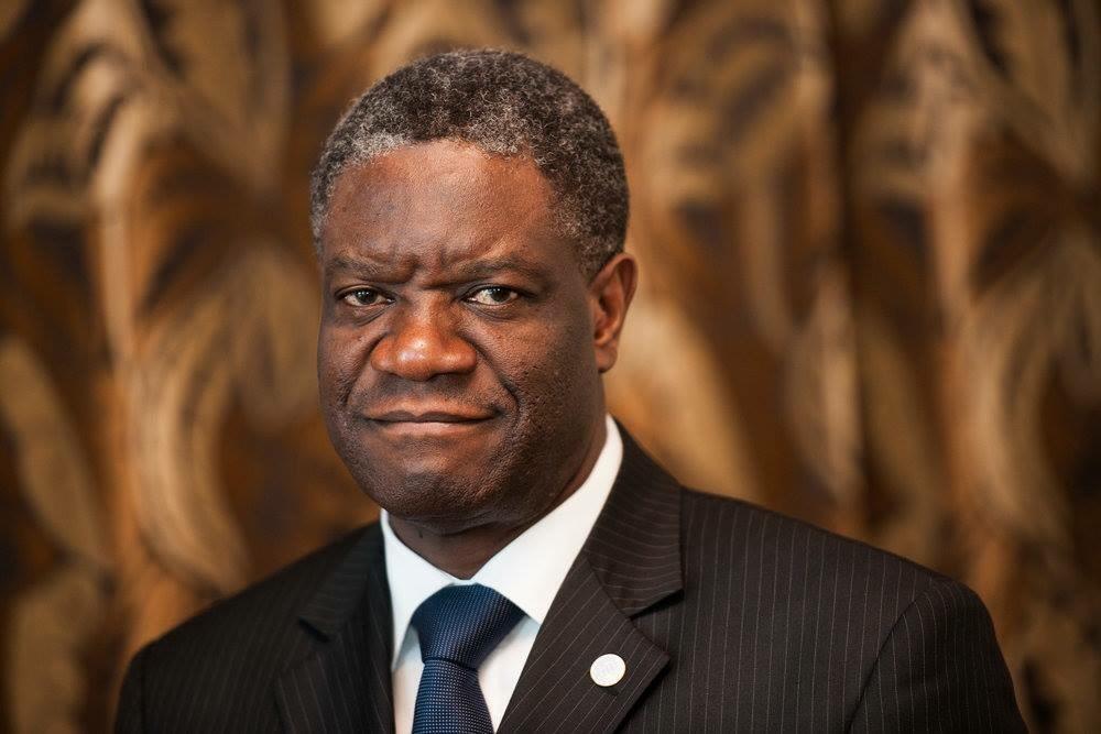 Premiul Nobel pentru Pace 2018 acordat medicului ginecolog Dr. Denis Mukwege, un profund credincios, fiu de pastor penticostal și lui Nadia Murad, o activistă a drepturilor omului.