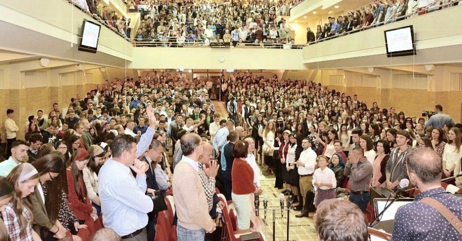 Concert de colinde la Biserica Penticostala Elim Timisoara