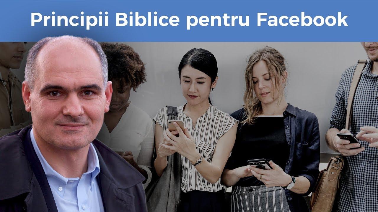 Cum să folosească un creștin facebook-ul? | Pastor Vasile Filat