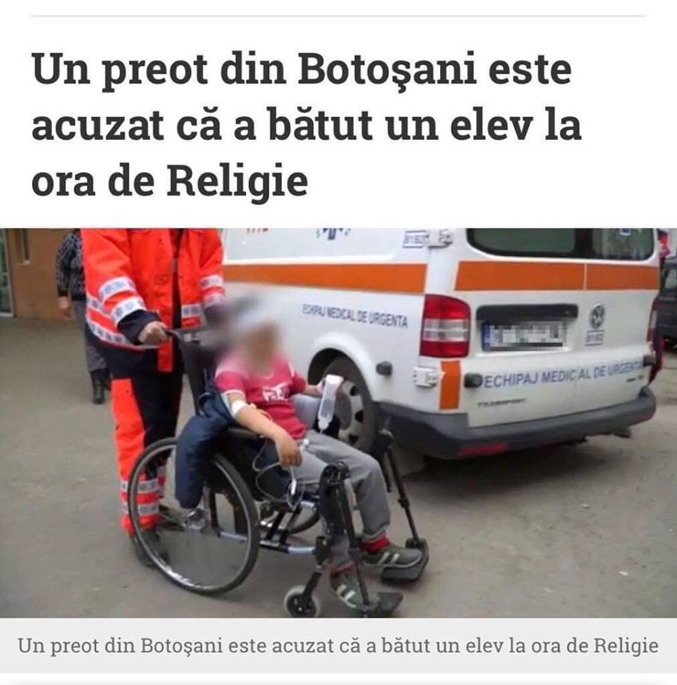 """Tony Berbece: Bătut până la sânge în numele """"Sfintei Cruci"""""""