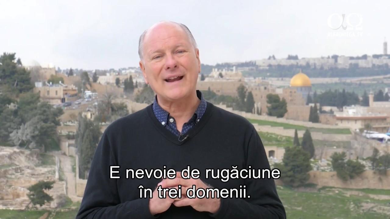 Apel la rugăciune pentru Israel şi Orientul Mijlociu – martie 2019