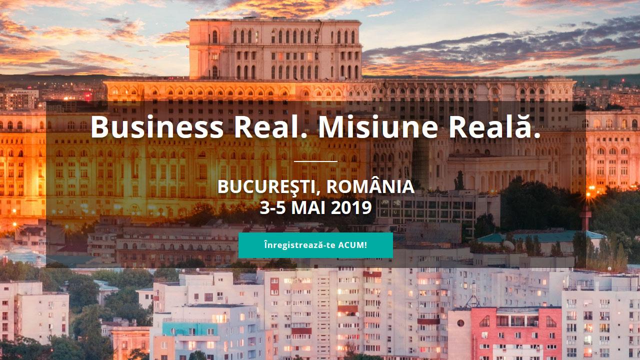 Întâlnirea oamenilor de afaceri creștini din România – 3 mai 2019