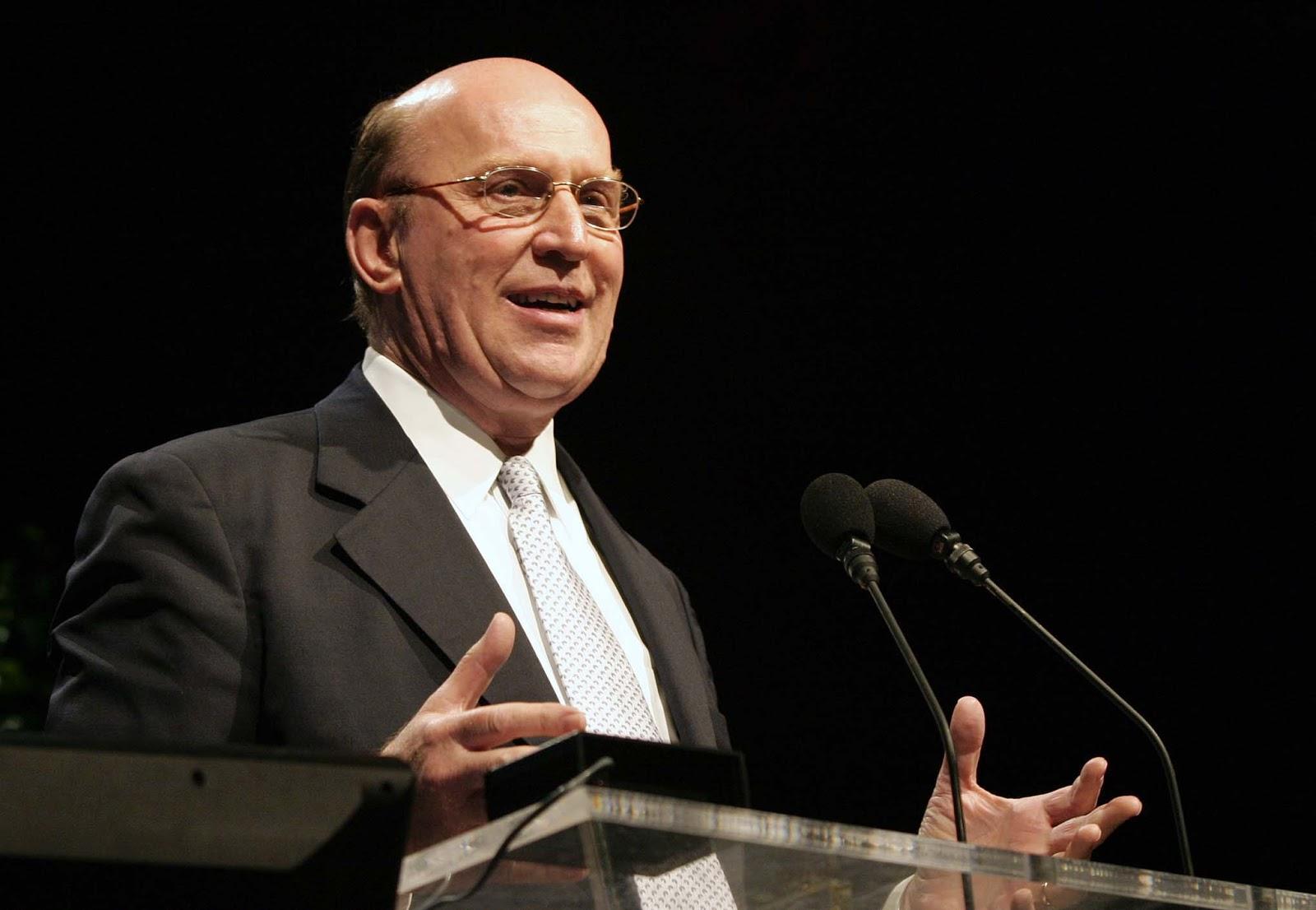 Dr. Denton Lotz a plecat în veşnicie! fost secretar general al Alianței Mondiale Baptiste