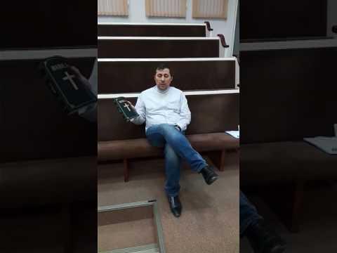 Pastorul Ciprian Barsan Mesaj despre Iubire