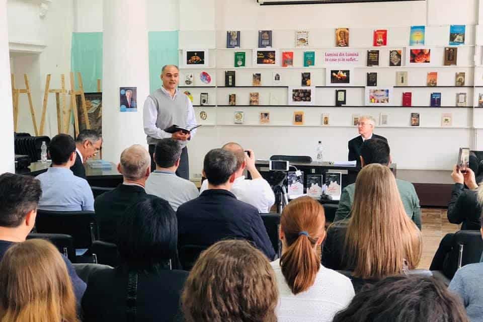 Vasile Filat despre implicarea creștinilor în politică