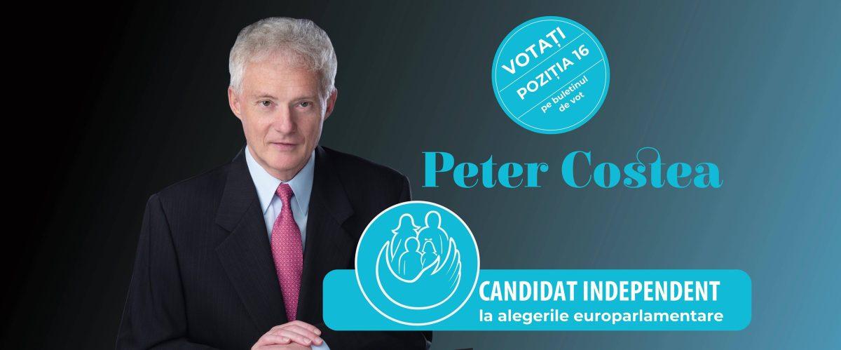 Peter Costea: Un mesaj nou pentru tinerii creștini ai României: haideți să câștigăm împreună!