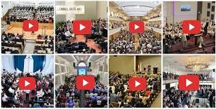 ACUM PESTE 100 DE BISERICI TRANSMIT LIVE VIDEO