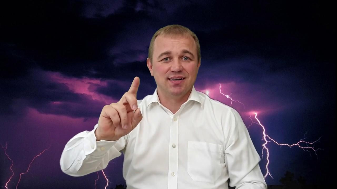 Crestinul si furtuna! – Vlad Breana
