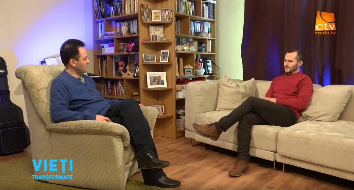 Vieți Transformate – Vasile Ceranu