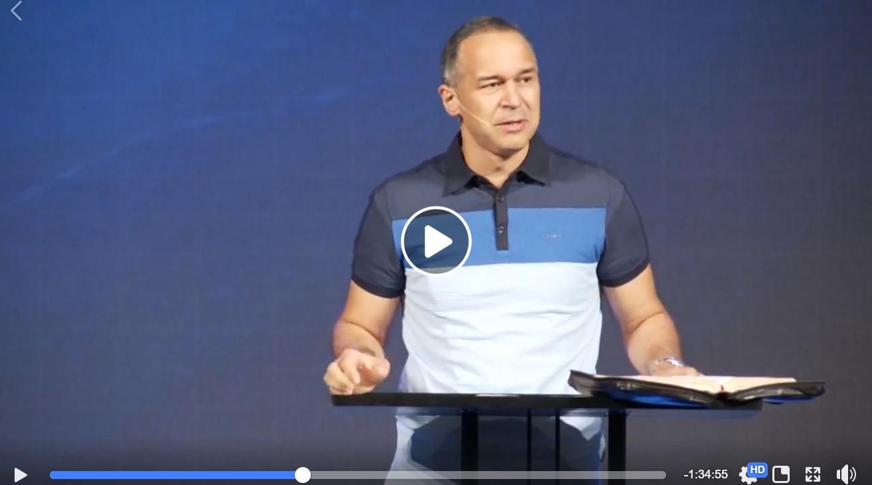 Cristian Barbosu: Cu Dumnezeu în Adâncuri – Credința lui Iona și a mea (Botez la Harvest Arad, 23.06.2019)
