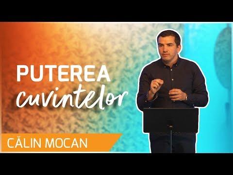 Călin Mocan – Puterea cuvintelor