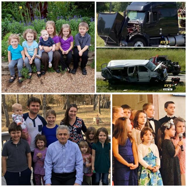 APEL LA RUGĂCIUNE ȘI AJUTOR  pentru Familia Doboș, originară din Arad, a pierdut trei copii într-un groaznic accident