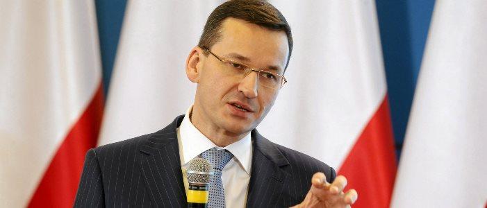 """Premierul polonez, mesaj pentru cei care vor """"un război cultural"""": Cine vrea să ne otrăvească copiii cu ideologie, pune o bombă sub Polonia. Nu vor câștiga acest război! Familia îl va câștiga!"""