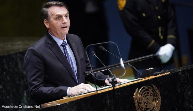 Președintele Braziliei citează BIBLIA si-L glorifică pe DUMNEZEU în discursul rostit la ONU!