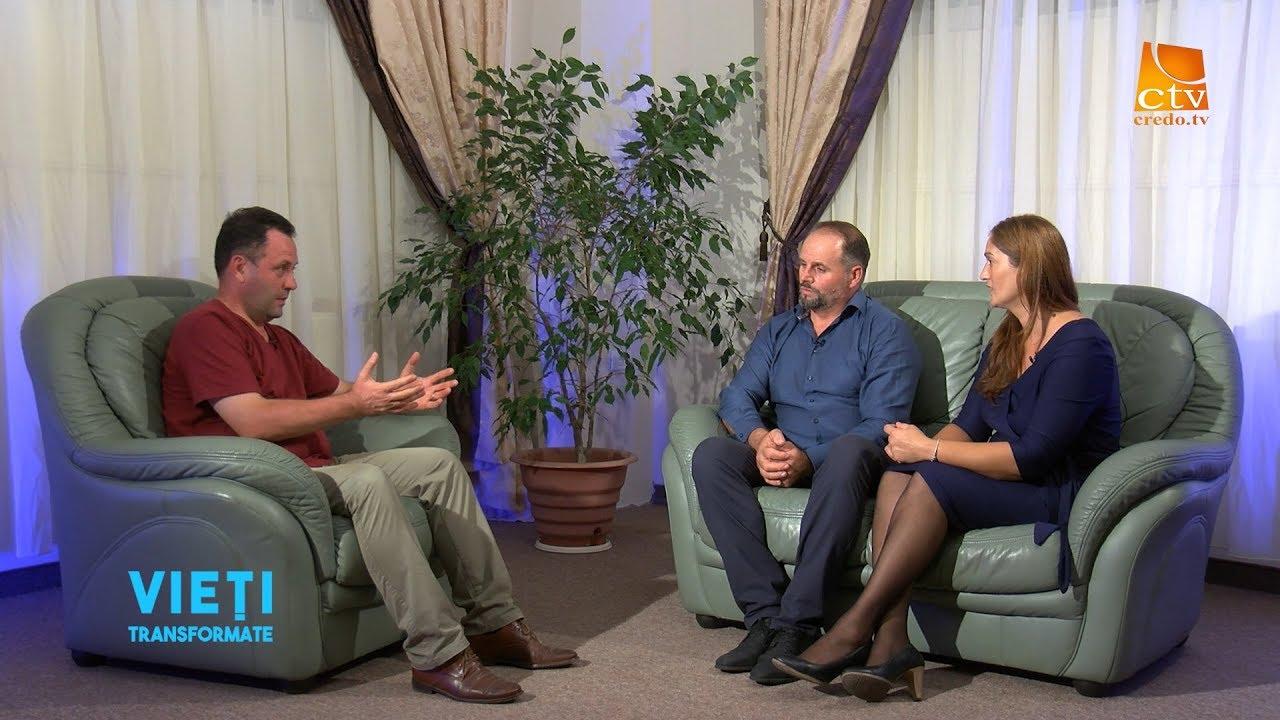 Vieți Transformate – Claudia & Gabriel Buiciuc