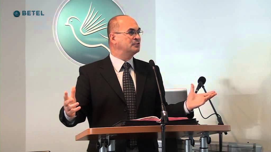 Vasile Barac: Vestea despre Mantuirea Lui Dumnezeu