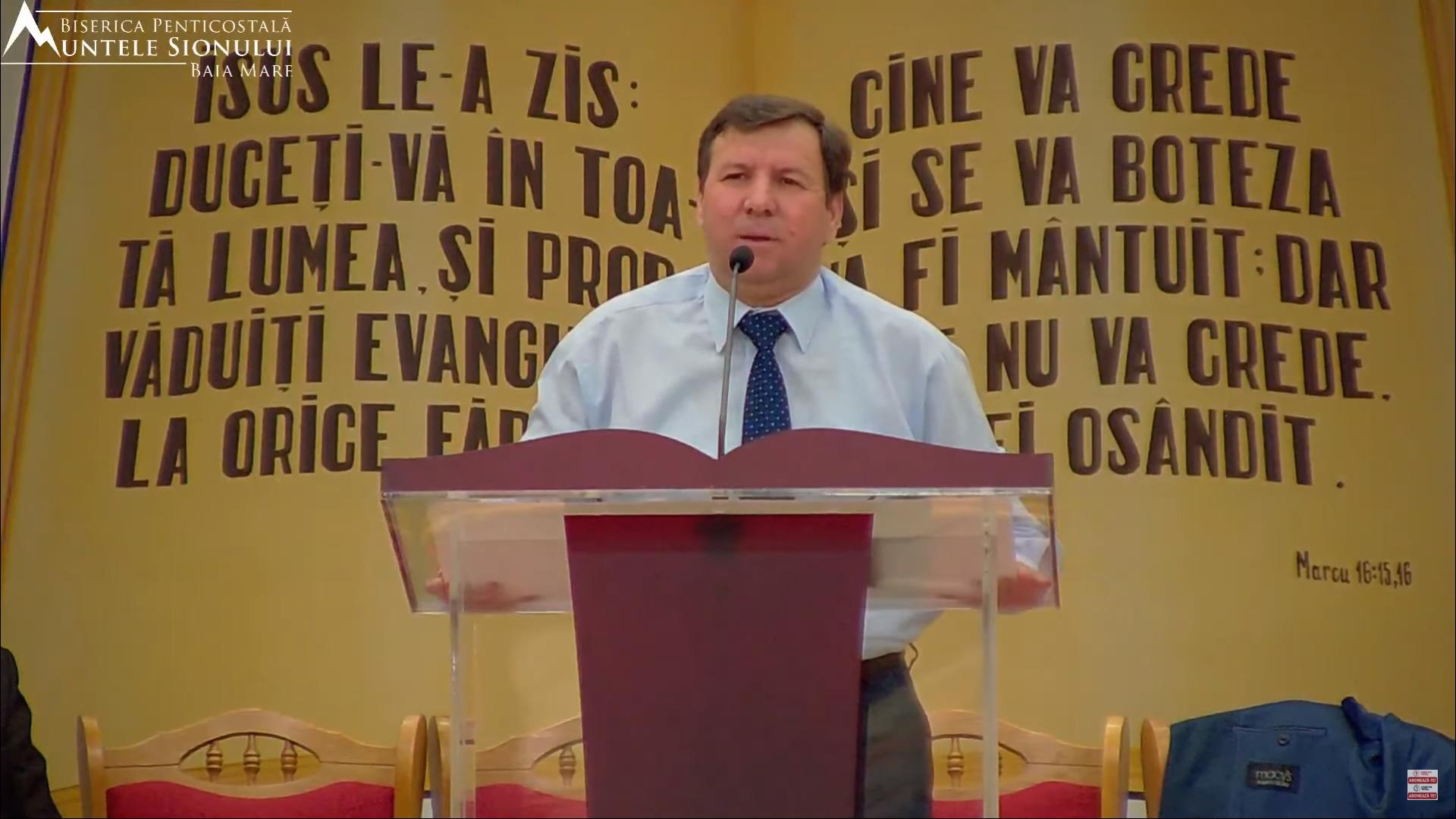 Vasile Bujor: Va mai fi o intalnire dupa inviere (februarie 2020)