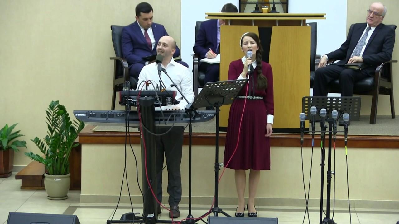 Sorin si Daniela Piu: Spune, Doamne, un cuvânt (Ca femeia cananeancă)