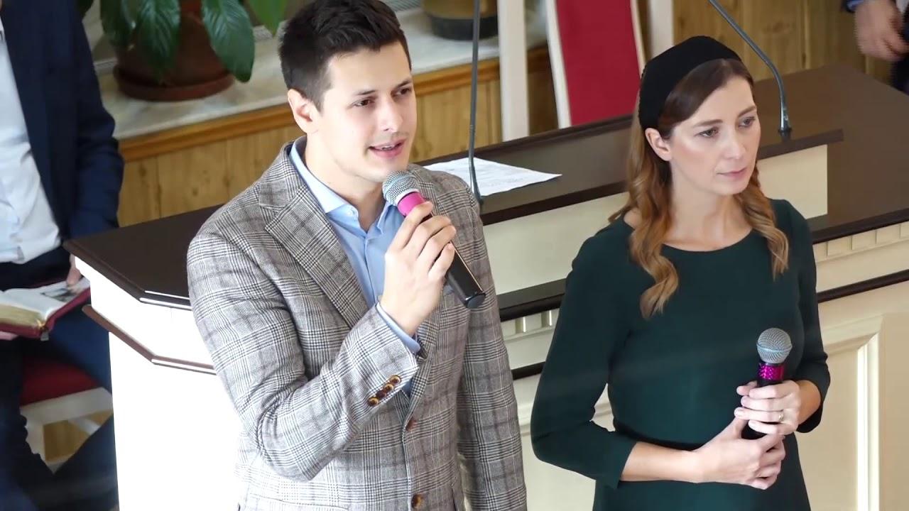Andrei si Andreea Mois: O viaţă sfântă şi curată