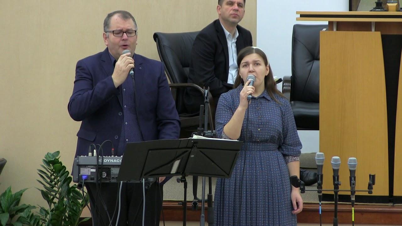 Daniel si Emma Hârtie: Eu simt că vine Domnul (februarie 2020)