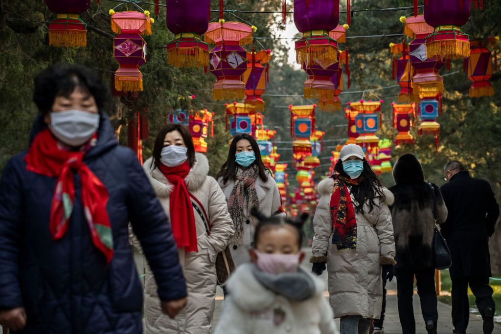 Concern In China As Mystery VirusSpreads