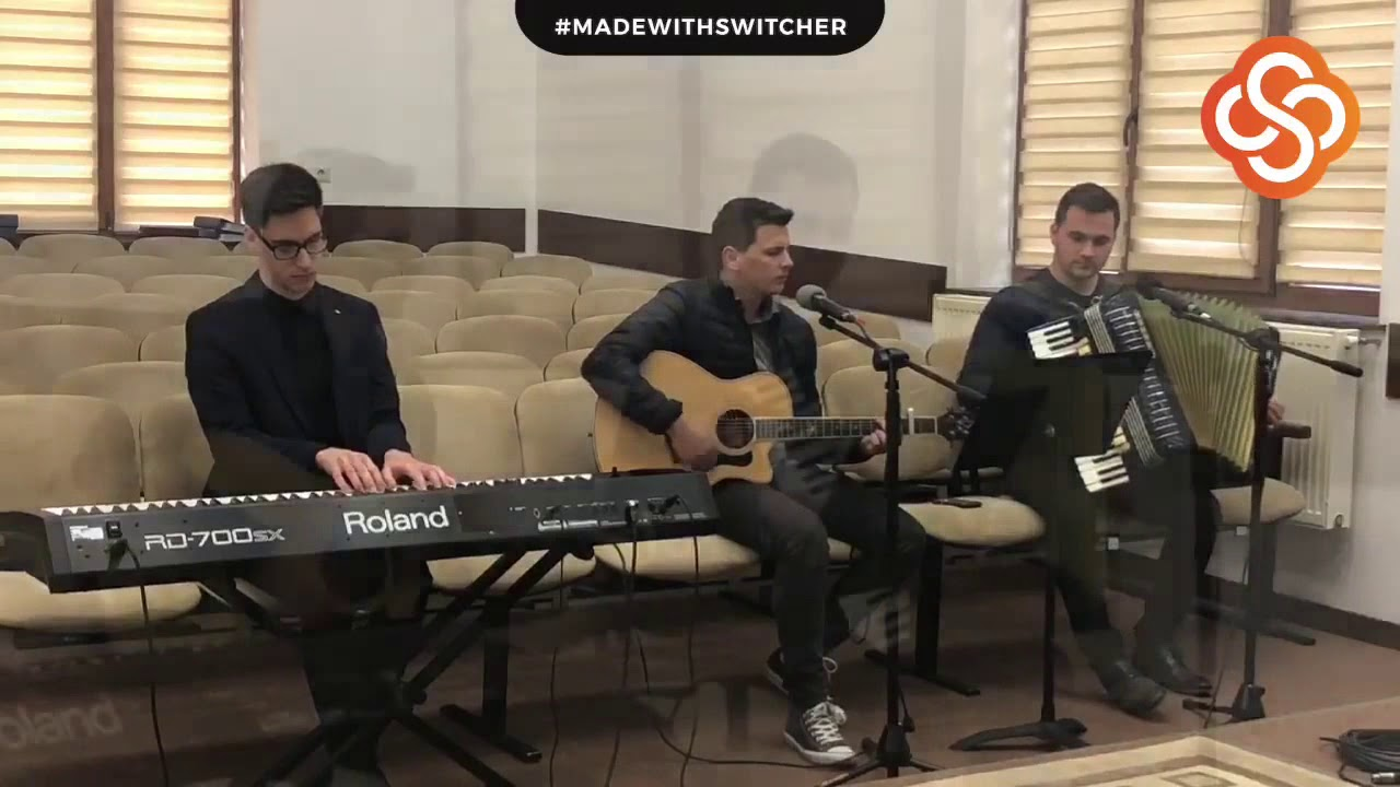 Grup baieti Vicovu de Sus: O, biserică iubită, ia aminte la mesaj